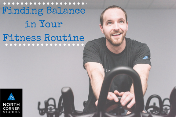 Finding Balance in Your Fitness Routine