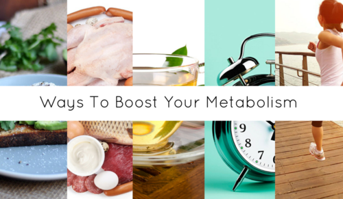 10 Tips to Boost Your Metabolism
