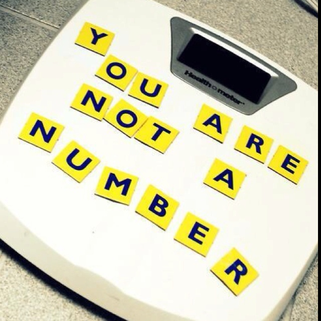 5 Reasons You Should Ditch the Scale