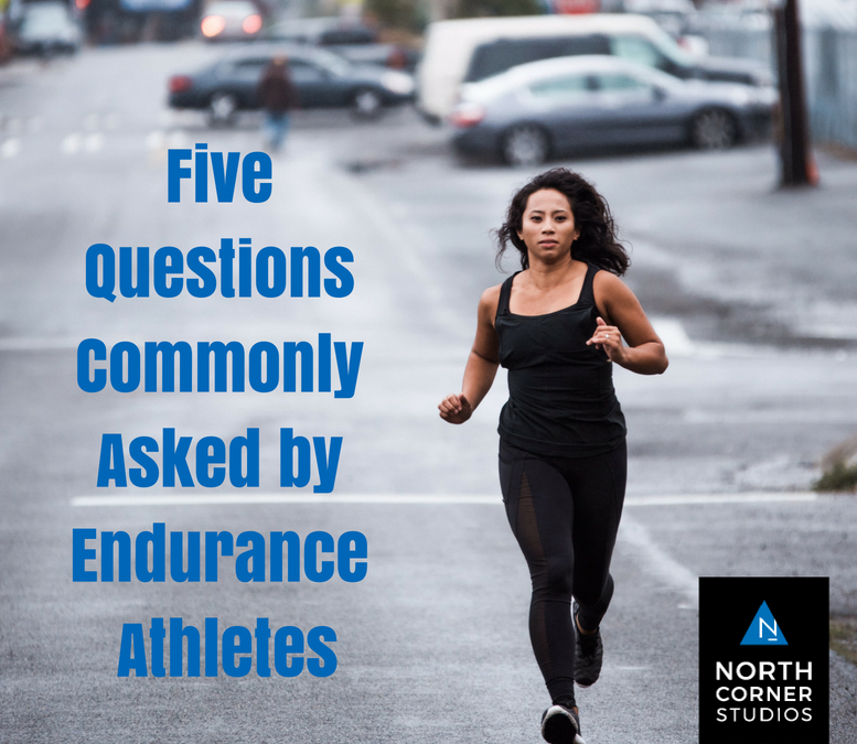Five Questions Commonly Asked by Endurance Athletes